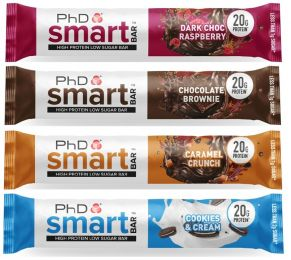 Előnézet - PHD Nutrition Smart Bar 64g