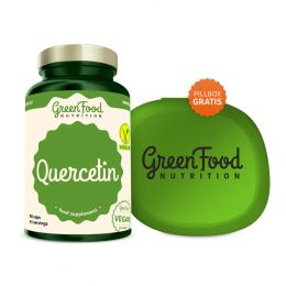 GreenFood Nutrition Quercetin vegan caps