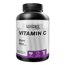 Előnézet - PROM-IN Vitamin C800 + Rose Hip extract