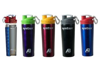 Syntrax AeroBottle Primus Stainless Steel Shaker Cup 1000ml