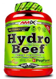 Előnézet - AMIX HydroBeef Peptide Protein