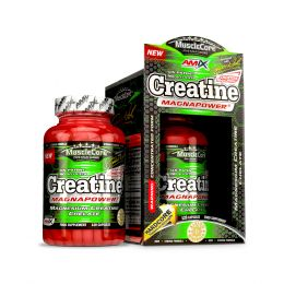 Előnézet - AMIX MuscleCore Creatine MagnaPower 120 cps
