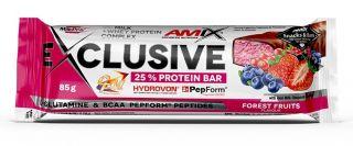 Előnézet - AMIX Exclusive Protein bar 85g