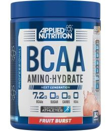 Előnézet - APPLIED NUTRITION BCAA AMINO HYDRATE 450G + BARREL 2,5L GRATIS