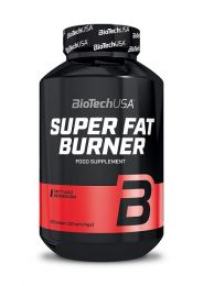 Előnézet - BioTech SUPER FAT BURNER 120 tabs