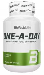 Előnézet - BioTech ONE A DAY 100db