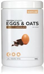 Előnézet - Bodylab Protein Powder Eggs and Oats 500g
