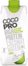 Előnézet - CocoProtein High Protein Coconut Water 330ml