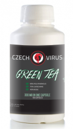 Előnézet - Czech Virus Green Tea 100 cps
