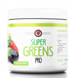 Előnézet - Czech Virus Super Greens Pro