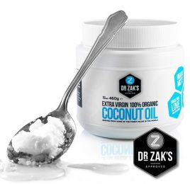 Dr Zacks BIO Extra Virgin Coconut Oil 450ml
