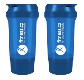 Fitness.cz Smart Shaker 500ml Blue