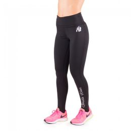 Előnézet - GORILLA WEAR Annapolis Work Out Legging - Black