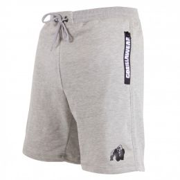 Előnézet - GORILLA WEAR Pittsburgh Sweat Shorts Gray