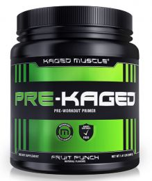 Kaged Muscle PRE-Kaged 640g