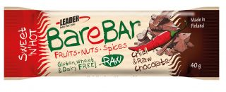 Előnézet - Leader BARS BareBar RAW BAR 40g