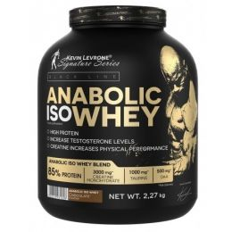 Előnézet - Kevin Levrone ANABOLIC ISO WHEY 2000g