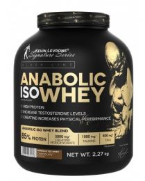 Előnézet - Kevin Levrone ANABOLIC ISO WHEY 2270g