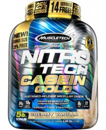 Muscletech NITRO-TECH Casein Gold 2250g
