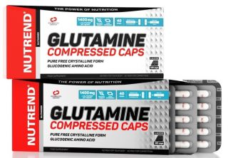 Nutrend GLUTAMINE COMPRESSED 120 kps