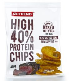 Előnézet - Nutrend HIGH PROTEIN CHIPS 40g