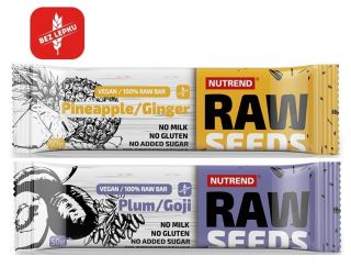 Előnézet - NUTREND RAW SEEDS BAR 50g