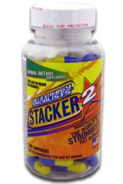 NVE Pharmaceuticals STACKER 2