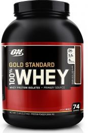 Előnézet - Optimum Nutrition Gold Standard 100% Whey - 2270g