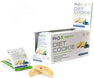 Előnézet - PhD Nutrition Diet Cookie 50g