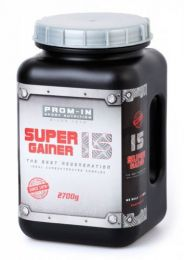 PROM-IN SUPER GAINER 15 / 2700g + Creatine 300g