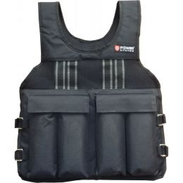 POWER SYSTEM Weighted vest 10kg súlymellény