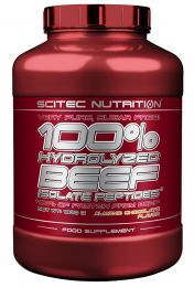 Előnézet - Scitec 100% Hydrolyzed Beef Isolate Peptides