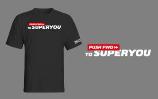 Scitec T-Shirt Pushfwd Superyou