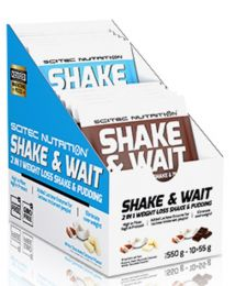 Előnézet - Scitec Shake and Wait 550g