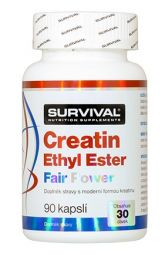 Előnézet - Survival Creatin Ethyl Ester Fair Power