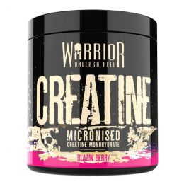 Előnézet - Warrior Creatine Micronised