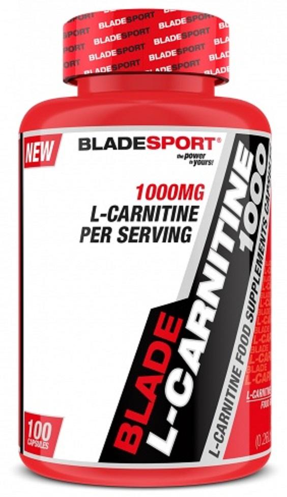 Blade Sport BLADE L-Carnitine 1000 100 cps - AKCIÓ 42%  cdcd4965782e7