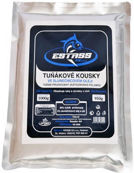 Estrass tonhal darabok növényi olajban - AKCIÓ 36%..