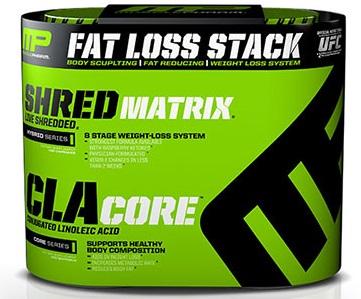 Musclepharm cla core or shred matrix bodybuilding